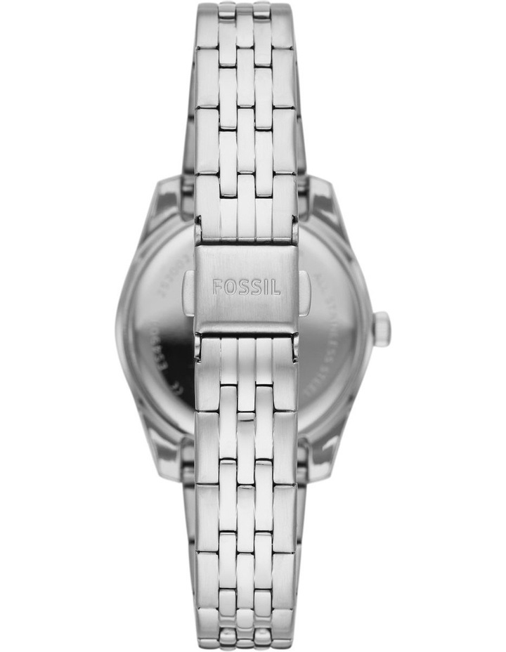 Scarlette Mini Silver-Tone Analogue Watch image 2