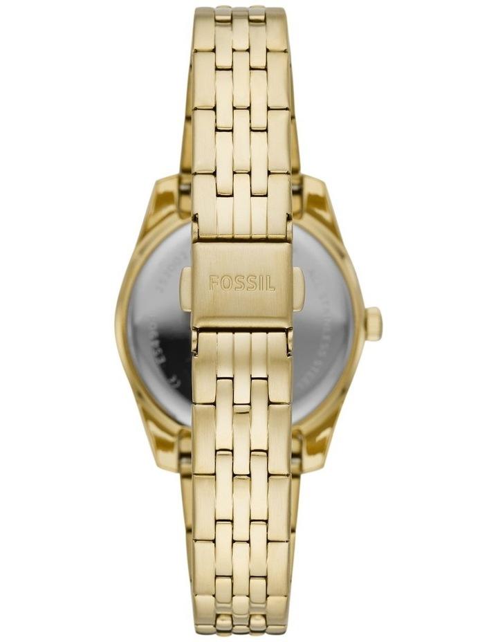 Scarlette Mini Gold-Tone Analogue Watch image 2