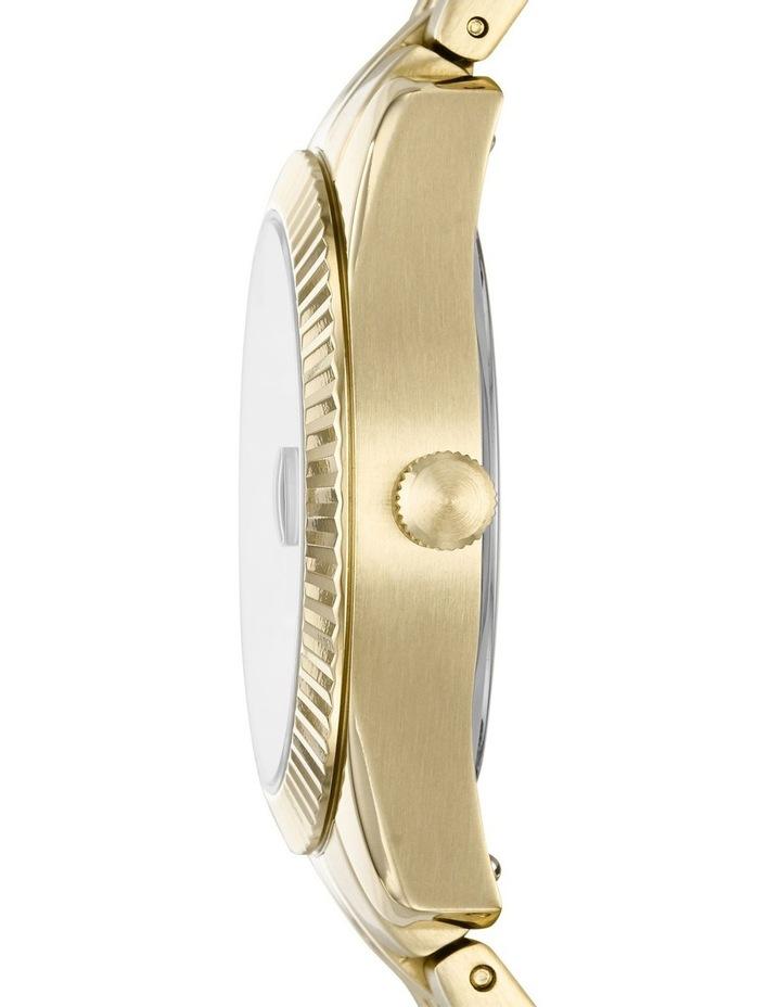Scarlette Mini Gold-Tone Analogue Watch image 3