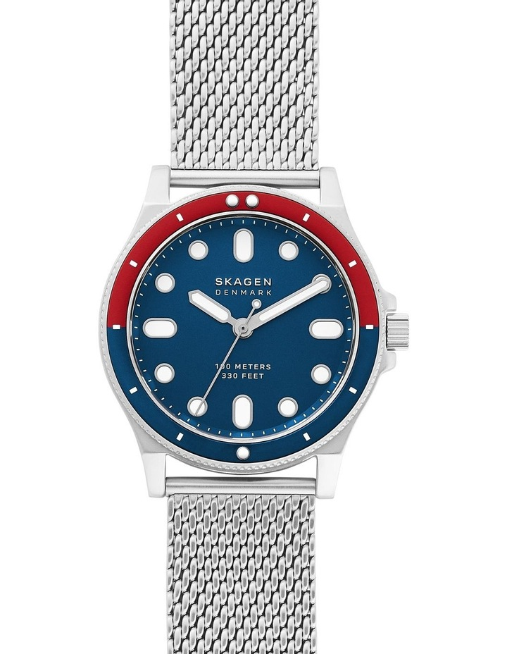 Fisk Silver-Analogue Watch image 1