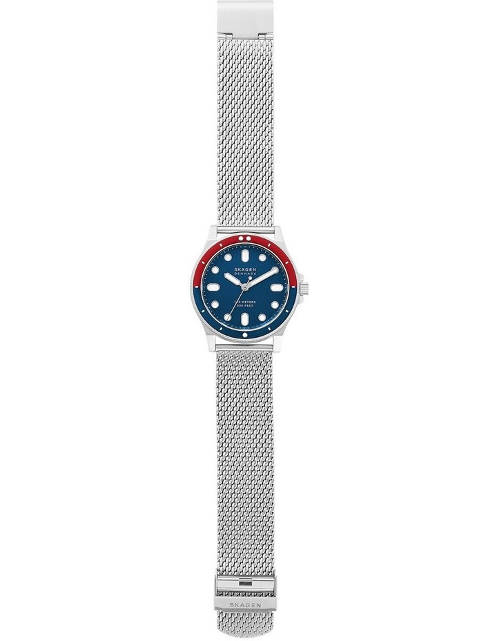 Fisk Silver-Analogue Watch image 5