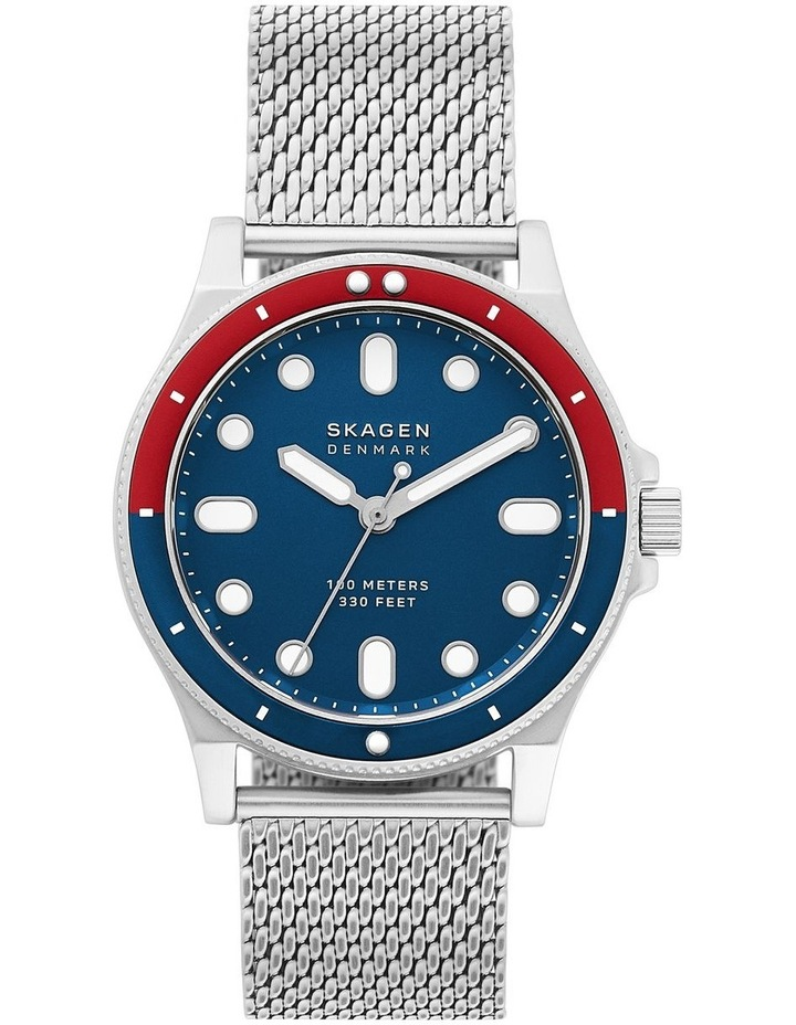 Fisk Silver-Analogue Watch image 6