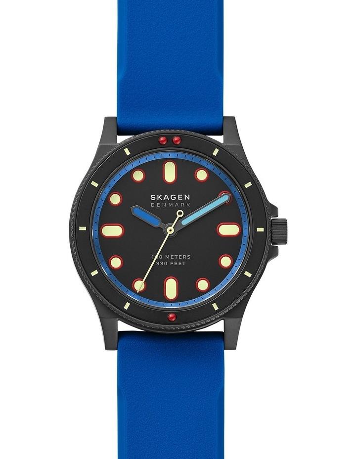Fisk Blue Analogue Watch image 1
