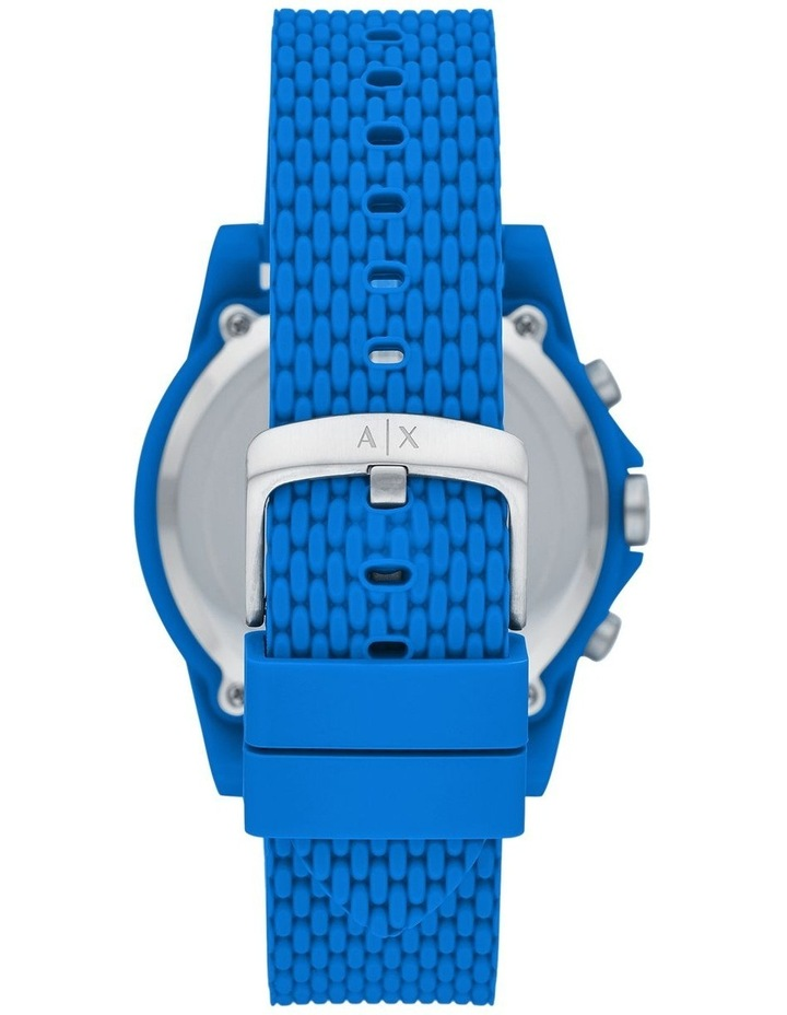 Blue Chronograph Watch image 2