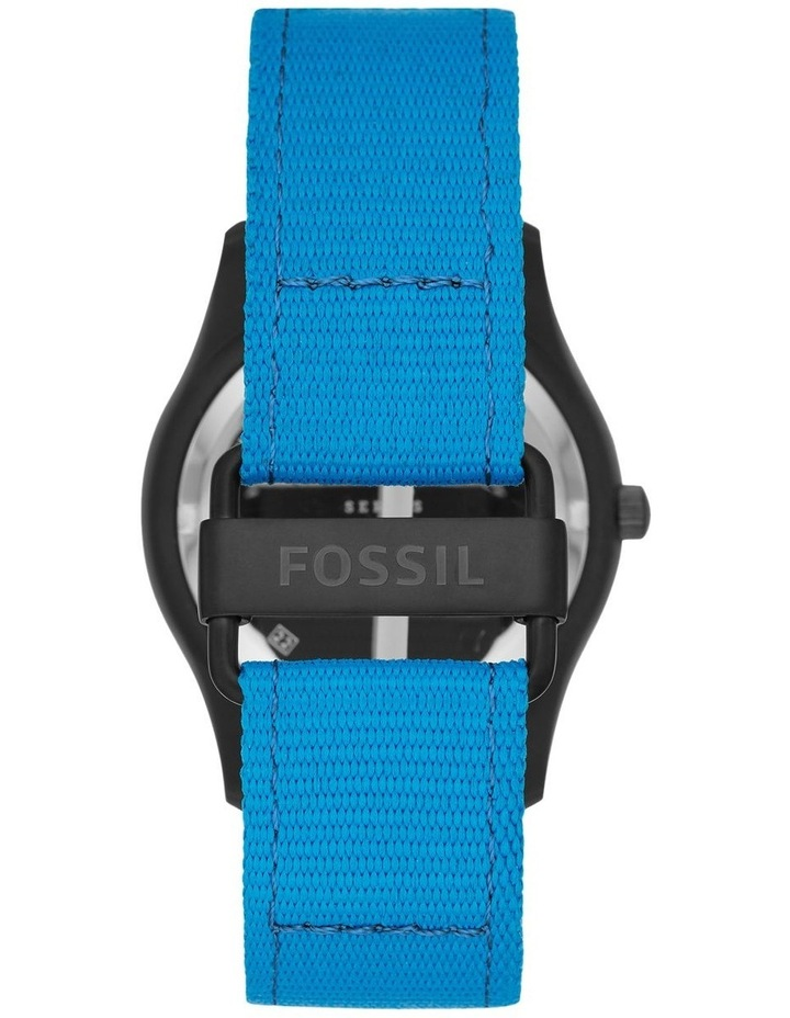 Earth Day Blue Analogue Watch image 2