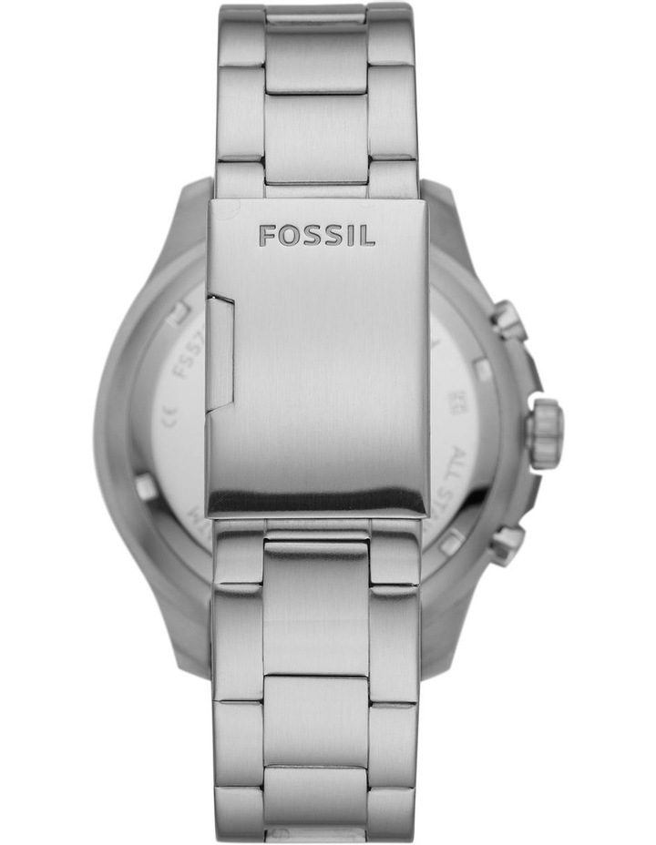 FB-03 Silver-Tone Chronograph Watch image 2