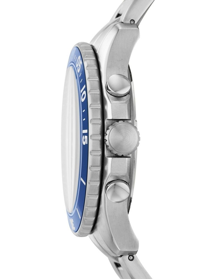 FB-03 Silver-Tone Chronograph Watch image 3