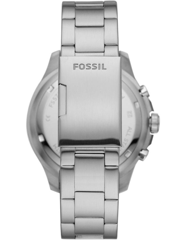 FB-03 Silver-Tone Chronograph Watch image 2