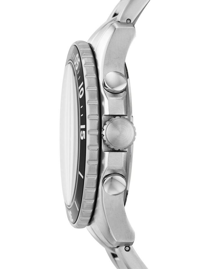FB-03 Silver-Tone Chronograph Watch image 3