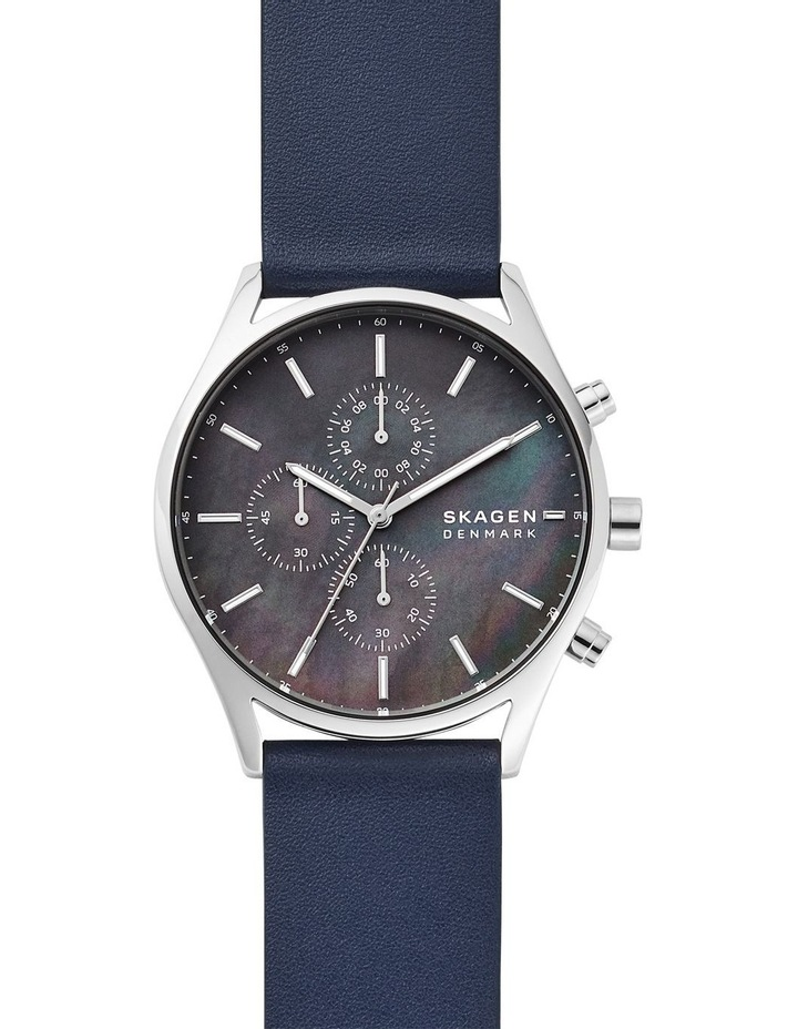 Holst Blue Chronograph Watch image 1