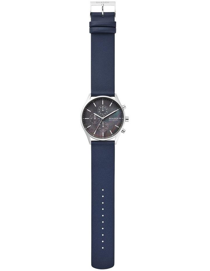 Holst Blue Chronograph Watch image 4