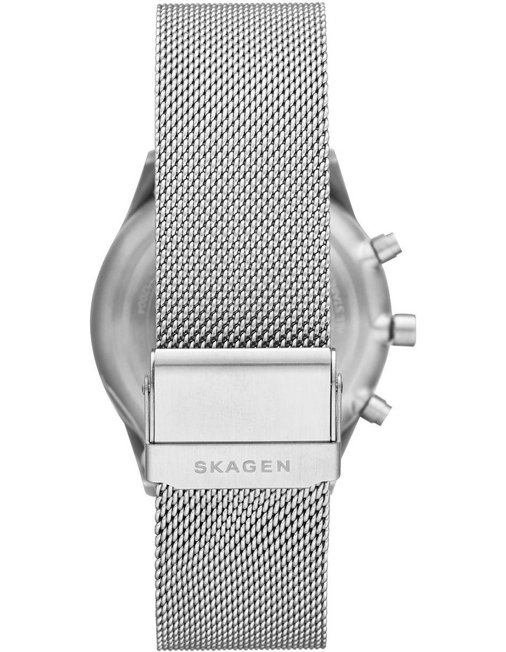 Holst Silver-Tone Chronograph Watch image 2