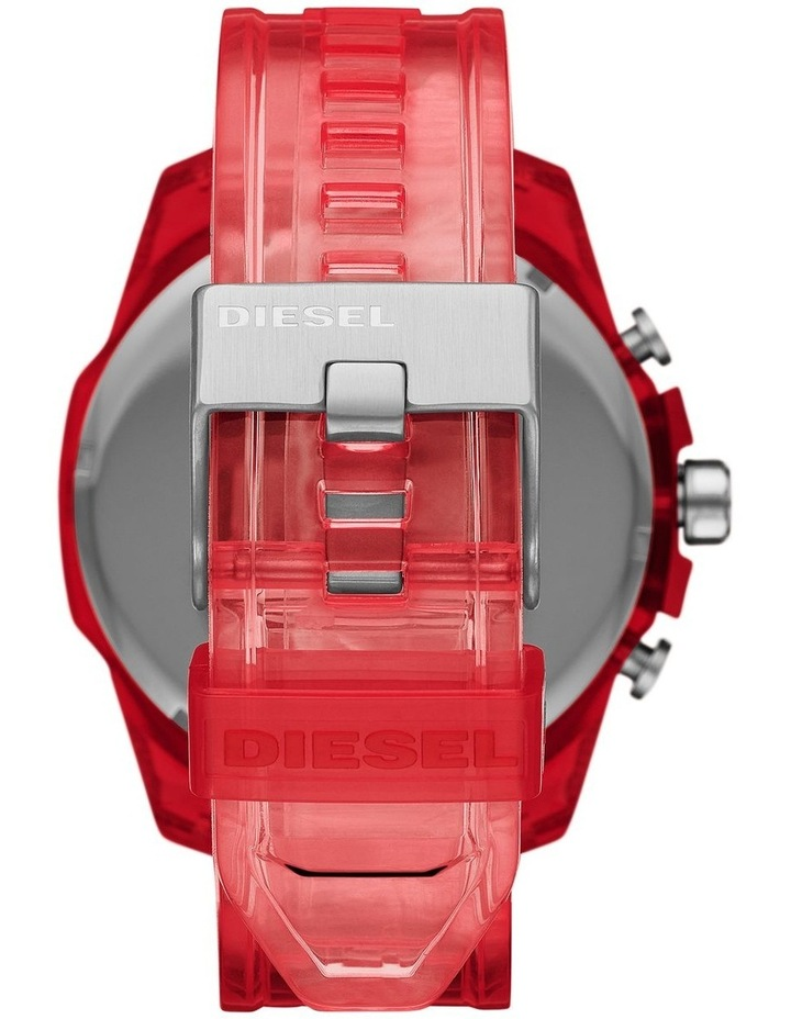 Mega Chief Red Chronograph Watch image 2