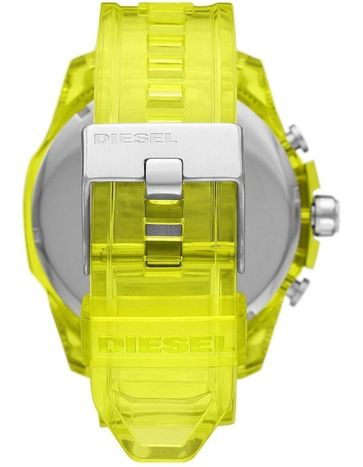 Mega Chief Yellow Chronograph Watch image 2