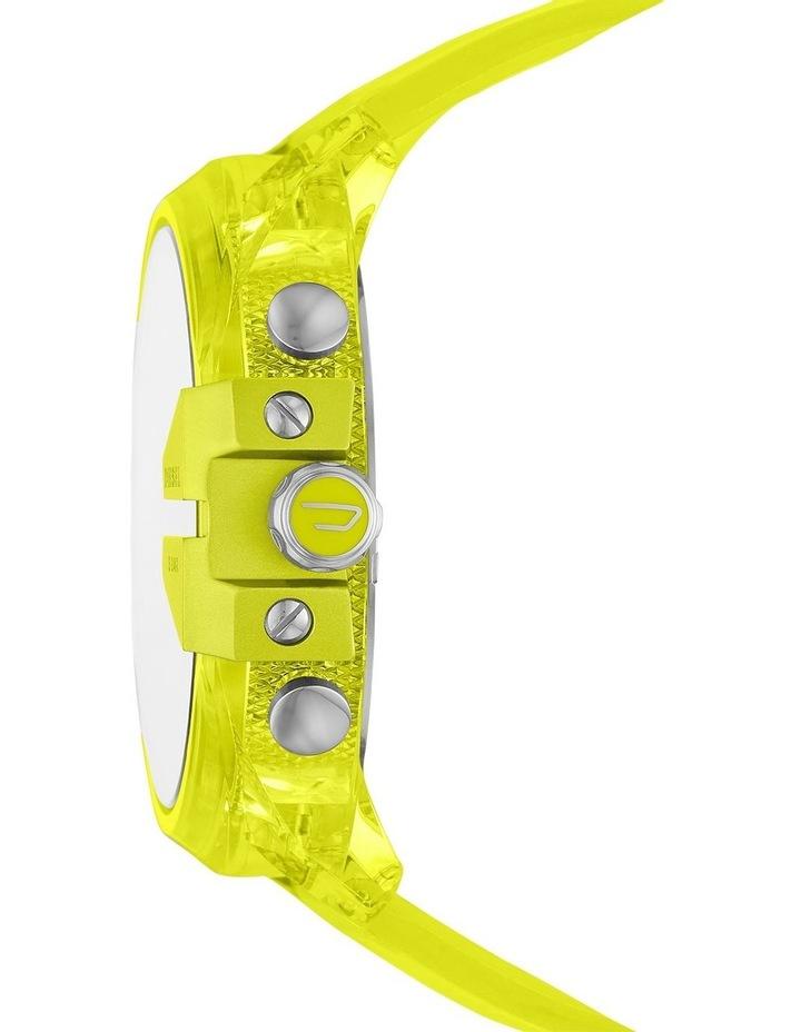 Mega Chief Yellow Chronograph Watch image 3