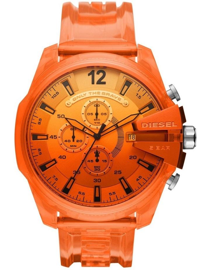 Mega Chief Orange Chronograph Watch image 1