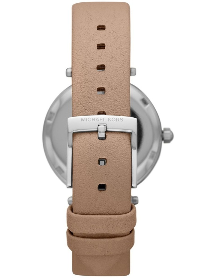 Parker Brown Leather Analog Watch image 2