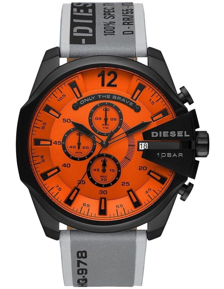 Mega Chief Grey Chronograph Watch image 1