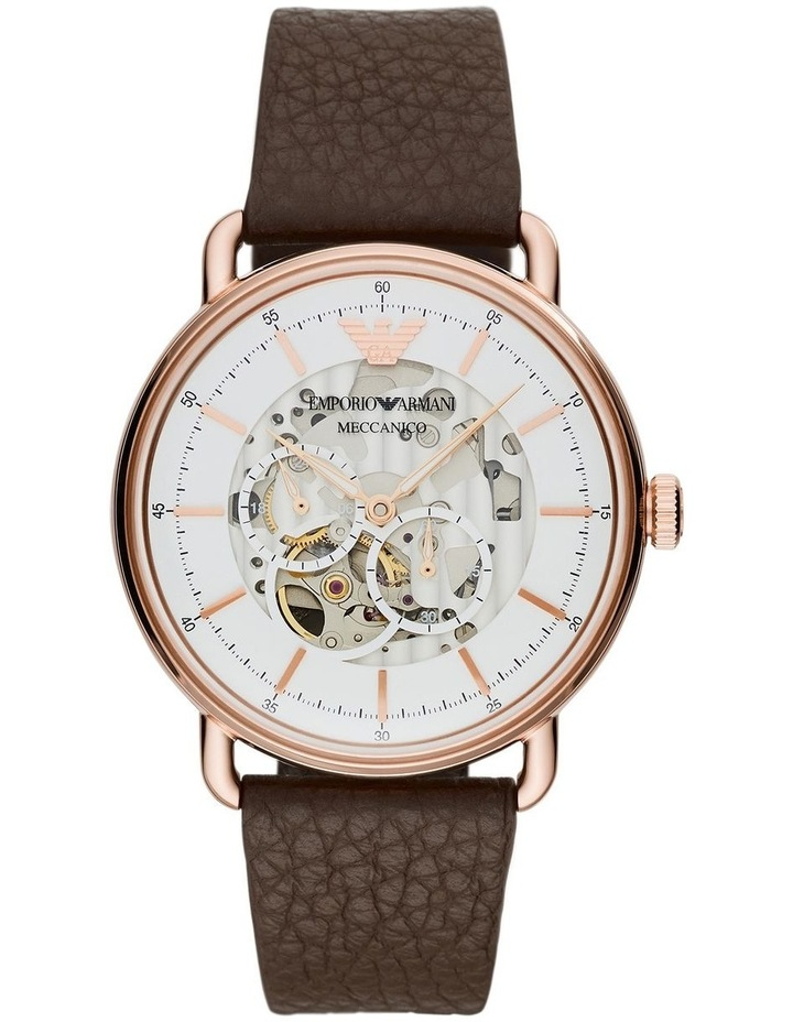 Brown Analogue Watch image 1