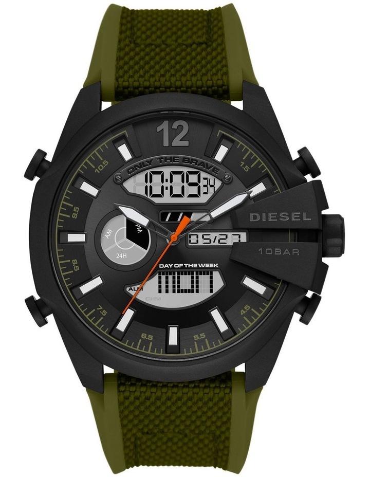 Diesel DZ4549 Mega Chief Analogue Watch image 1