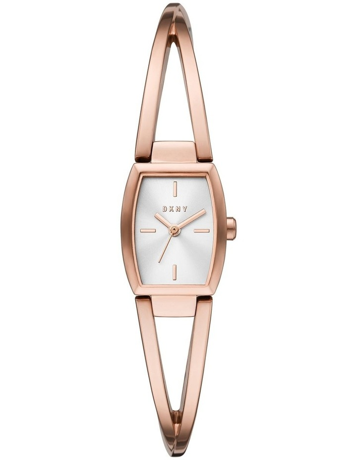 DKNY Crosswalk Rose Gold Stainless Steel Analog Watch NY2937 image 1