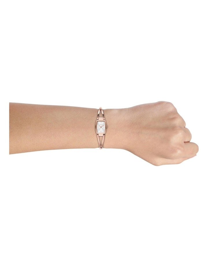 DKNY Crosswalk Rose Gold Stainless Steel Analog Watch NY2937 image 2