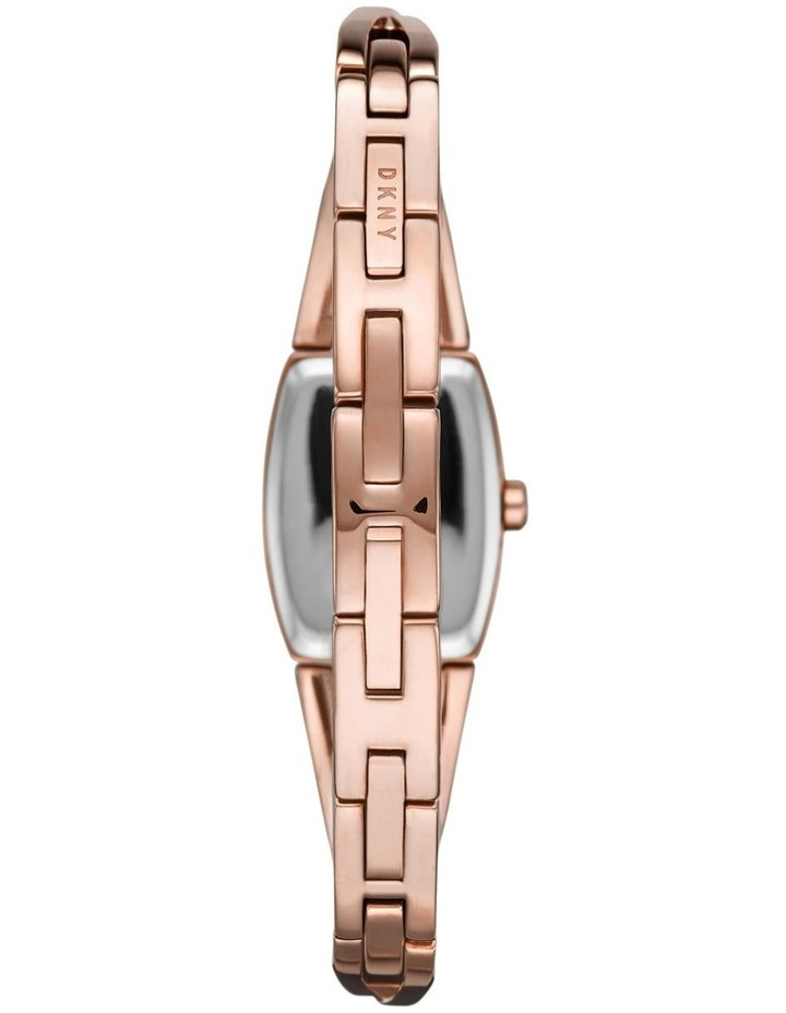 DKNY Crosswalk Rose Gold Stainless Steel Analog Watch NY2937 image 3