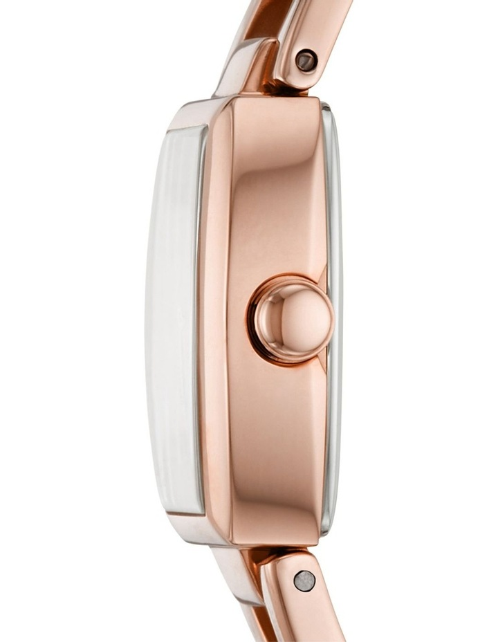 DKNY Crosswalk Rose Gold Stainless Steel Analog Watch NY2937 image 4