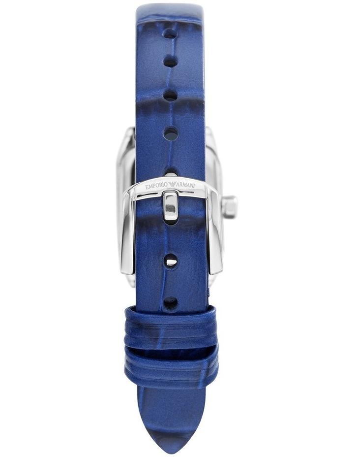 Emporio Armani Blue Leather Analog Watch AR11346 image 3
