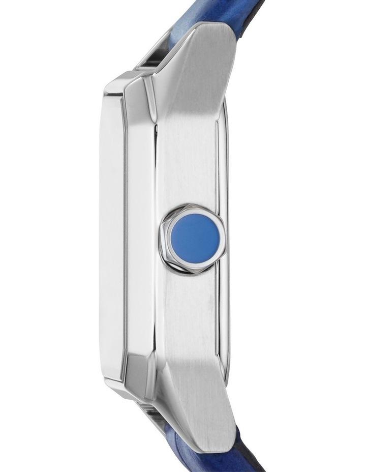 Emporio Armani Blue Leather Analog Watch AR11346 image 4
