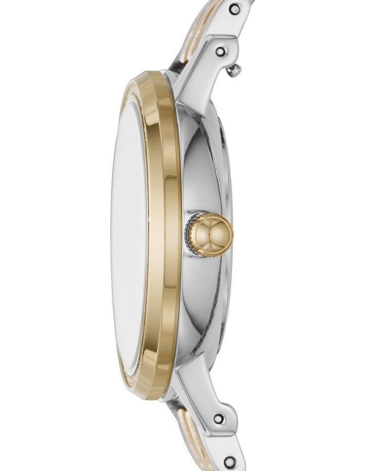 Gwen Silver/Gold Stainless Steel Analog Watch ES4881 image 4