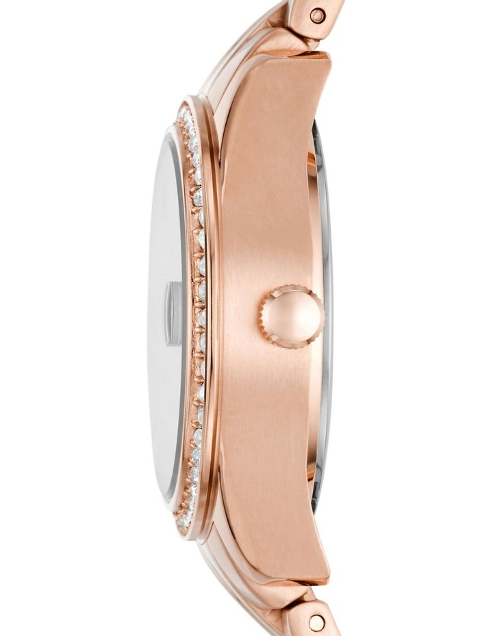 Scarlette Micro Rose Gold Stainless Steel Analog Watch ES5038 image 4