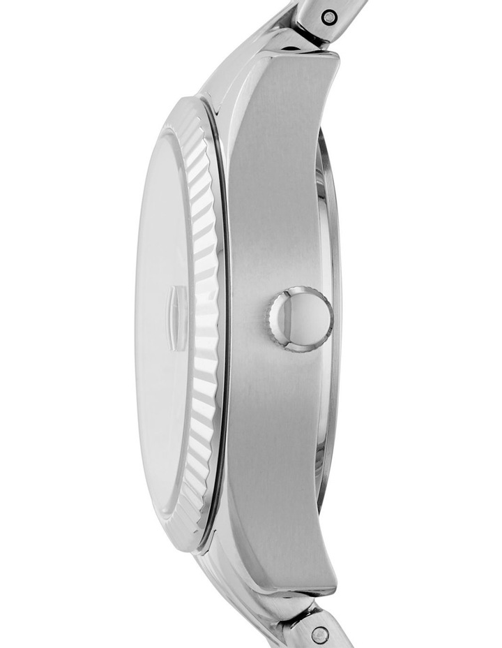 Fossil Scarlette Mini Silver Stainless Steel Analog Watch ES5061 image 4