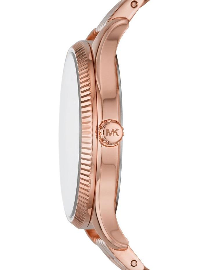 Lexington Rose Gold Stainless Steel Analog Watch MK1025 image 2