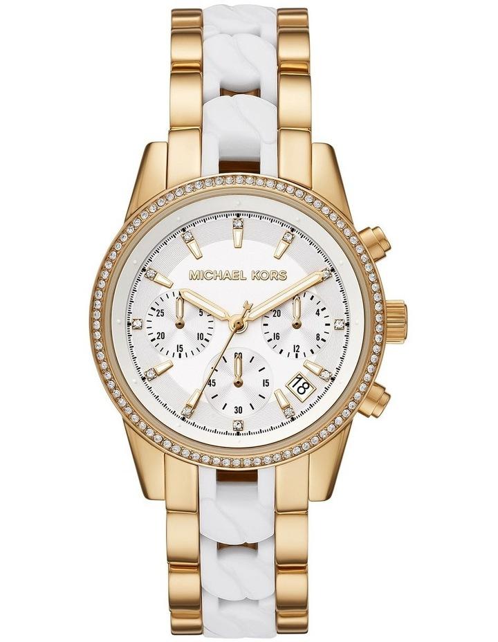 Michael Kors MK6939 Ritz Chronograph Watch image 1
