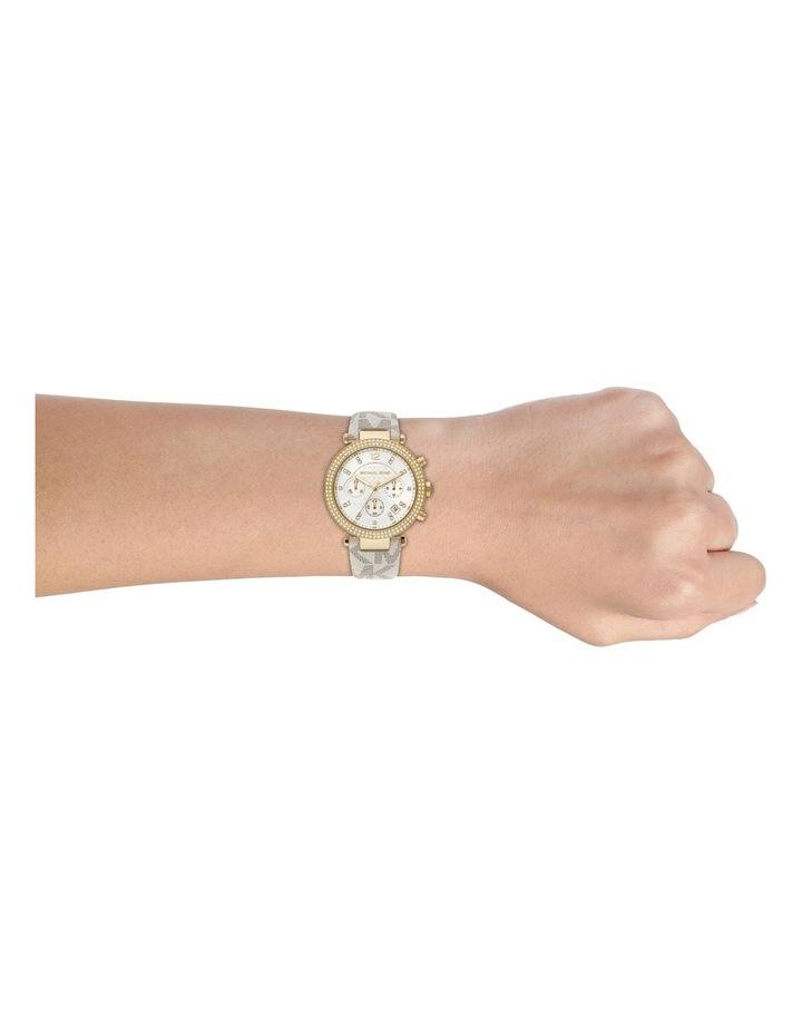 Michael Kors Parker Creme Chronograph Watch MK6916 image 2