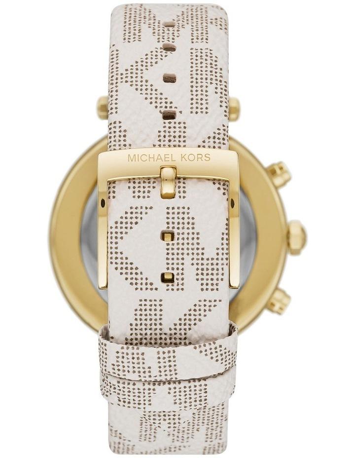 Michael Kors Parker Creme Chronograph Watch MK6916 image 3