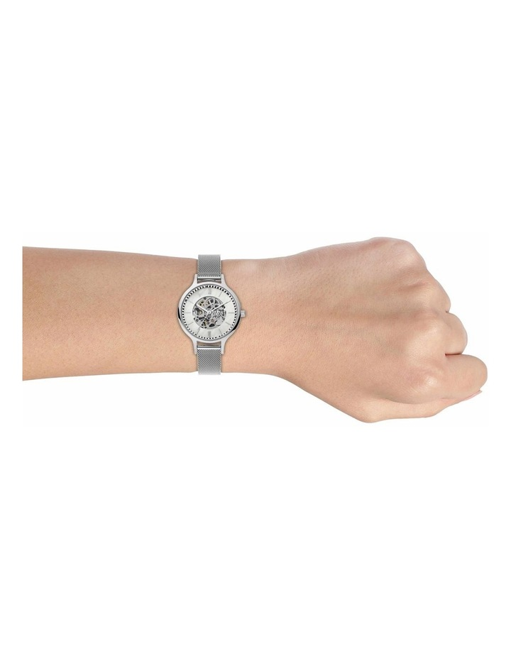 Anita Silver Stainless Steel Analog Watch SKW2958 image 2