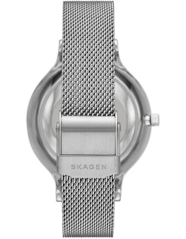 Anita Silver Stainless Steel Analog Watch SKW2958 image 3