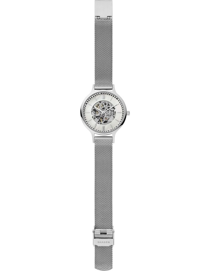 Anita Silver Stainless Steel Analog Watch SKW2958 image 6