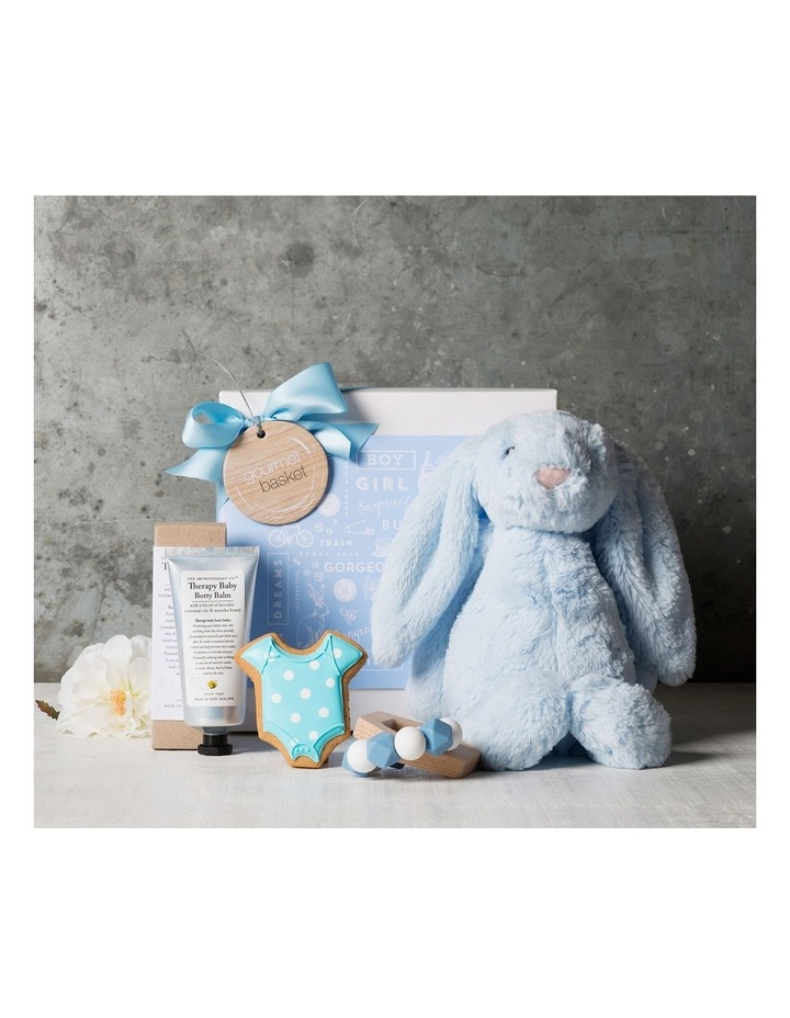Baby Snuggles - Blue image 1