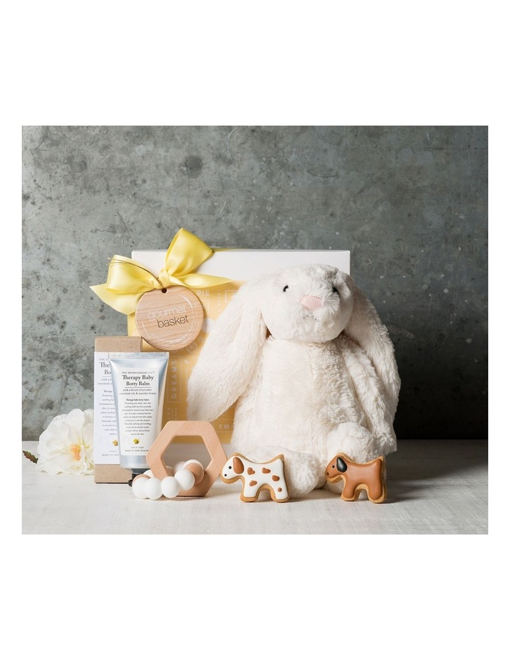 Baby Snuggles - White image 1