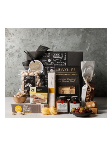 Gourmet Basket Boxed Treats