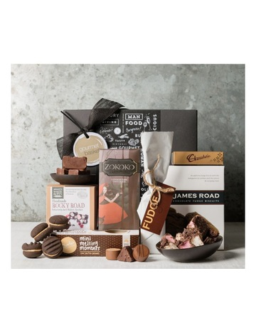 Gourmet Basket Chocolate Bliss