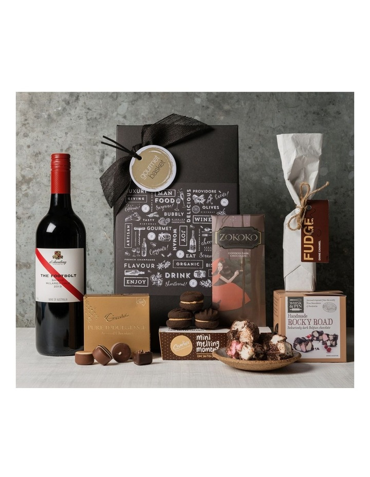 Fathers Day Chocolates and Red image 1