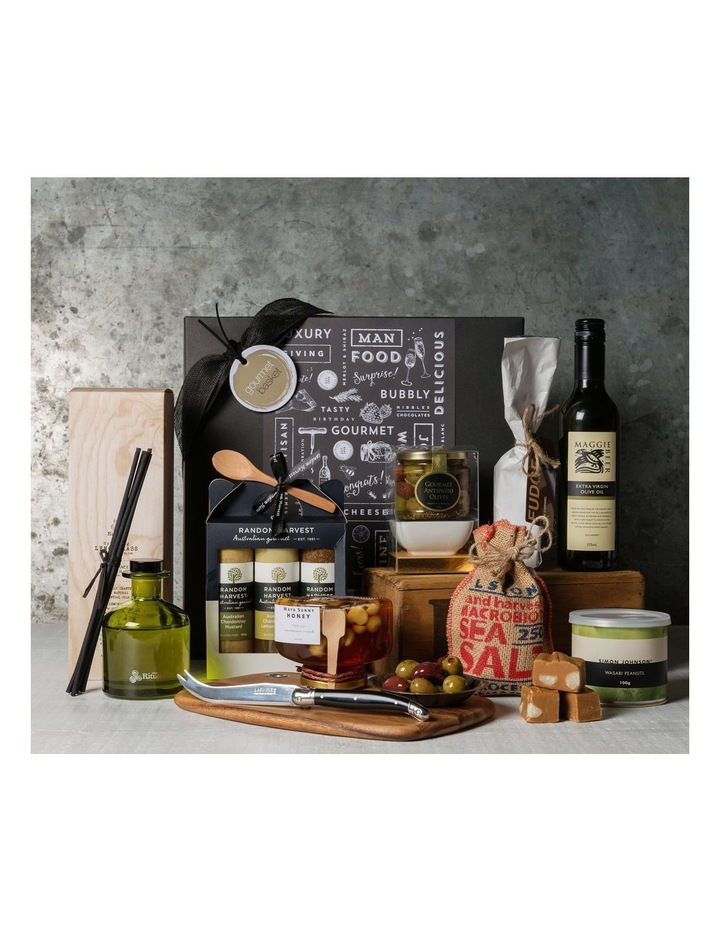 Gourmet and Home Hamper image 1