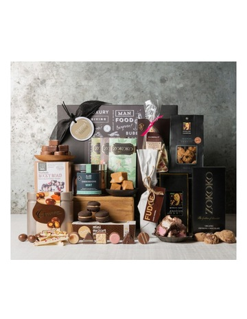Gourmet Basket Luxury Chocolate Hamper