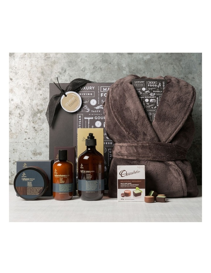 Fathers Day Pamper Him Deluxe image 1