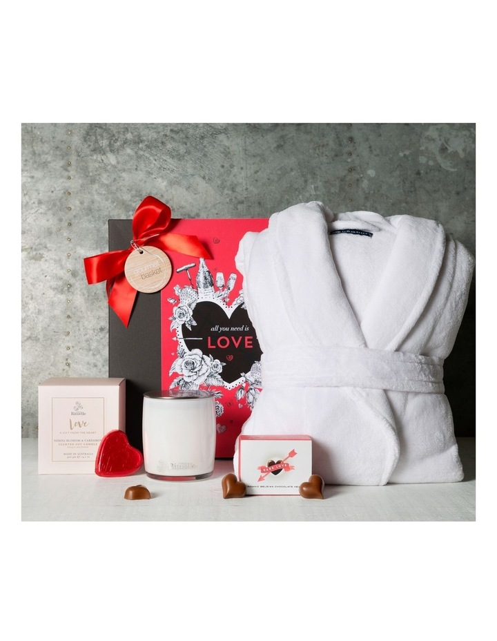 Gift from the Heart Valentine's Hamper image 1