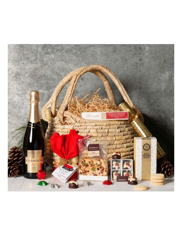 Christmas Hamper Basket.Gourmet Basket Happy Holidays Christmas Basket Gift Hamper